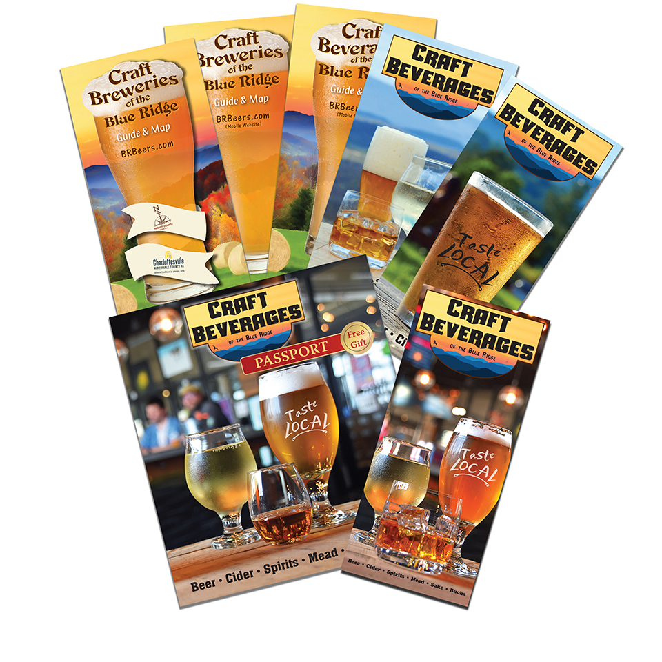 All Craft Beverage Guide of the Blue Ridge Covers 2021
